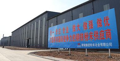 Main Customer-ShanDong LaiWu Iron&Steel Group