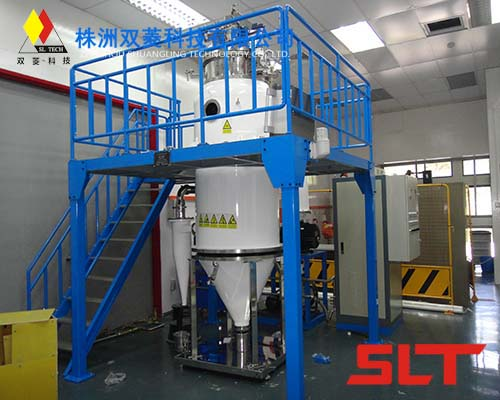 Small Lab Type Gas Atomization Equipment