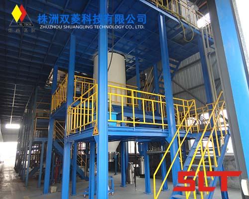 Antivacuum Gas Atomization Equipment