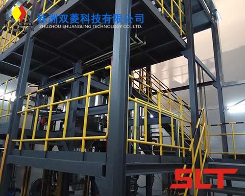CIGS &High Purity Metal Powder Gas Atomization Equipment
