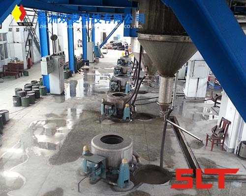 Water Atomization Equipment (Water&Gas Joint Atomization Equipment)