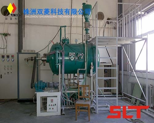 Rotary Metal Powder High Temperature Sintering Furnace