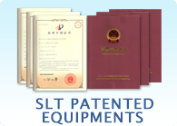 SLT PATENTED EQUIPMENTS